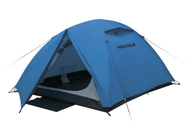 High Peak Kingston 3 Tent Blue/Grey